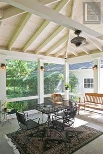 screened porch makeover concrete floor porch flooring options the porch companythe porch company