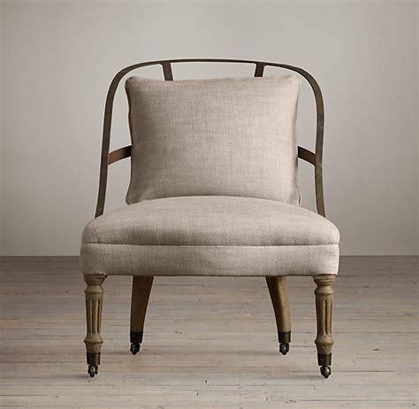 armchair restoration 83 best images about restoration hardware livingroom on
