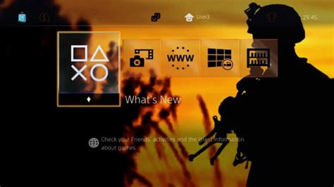 psp themes ps4 playstation 4 adds five new dynamic themes