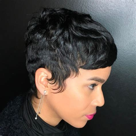 how to cut your short backhair 15 must see black pixie haircut pins african american
