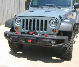Jeep Stock Bumper S Winch Mount 2013 Jk Rubicon 10th Anniv Jeep Bumper