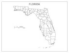 map of florida printable florida blank map