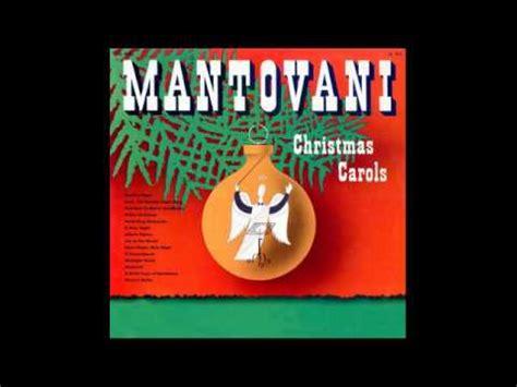 mantovani carols mantovani and his orchestra carols 1964
