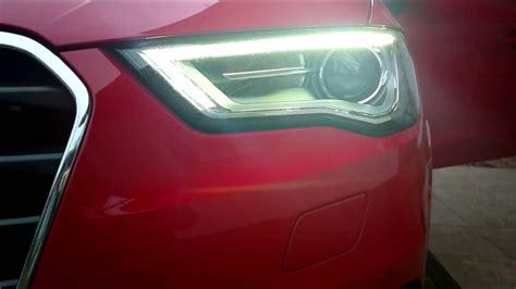 Audi A3 Tagfahrlicht by Audi A3 8v Sportback New Model 2013 Tagfahrlicht Hd