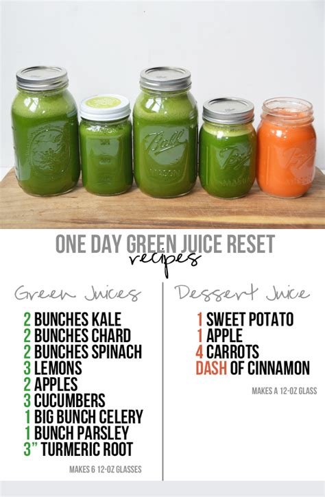 at home juice cleanse plan one day at home green juice reset grocery list pumps