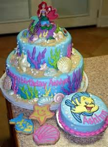 little mermaid cake cooking ideas pinterest pastries birthdays and seaweed