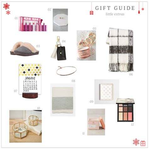 5 Gift Guide Posts To Blogstalk by The Small Things