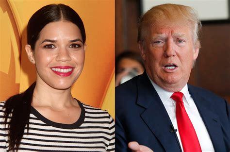 America Ferreras Ignorance Of America by America Ferrera Pens Open Letter To Donald Slams