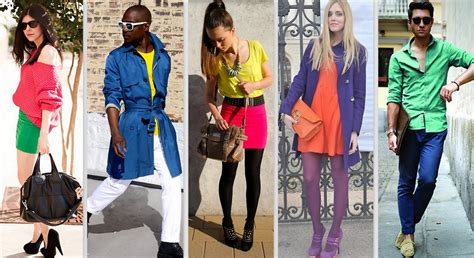 what is color blocking colour block trend cik fafa