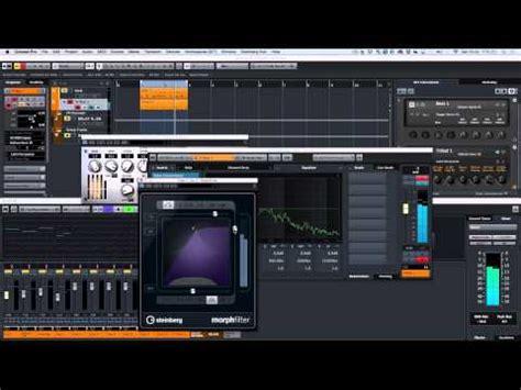 house music composition cubase pro 8 percussive house music composition session youtube
