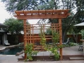 Arbor Pergola by Popular Arbor Over Garage Plans Woodworking Plans