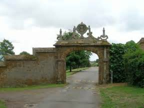 drive arch arch on driveway tudor 169 david p