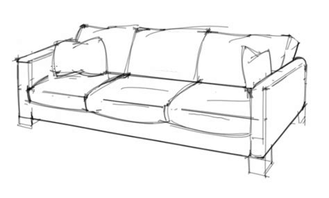 how to draw a 3d sofa id render how to draw a sofa that looks comfortable