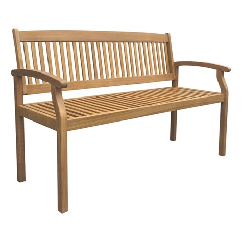 garden bench bunnings mimosa 130cm hsted timber bench bunnings warehouse