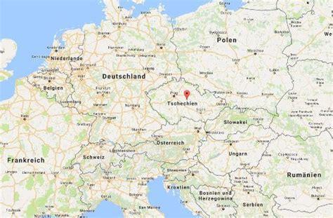 karte deutschland tschechien irrfahrt durch tschechien betrunkener finne verf 228 hrt sich