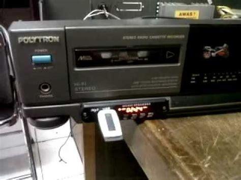 format video pada tape mobil demo modifikasi pemasangan modul usb mmc sd card pada tape