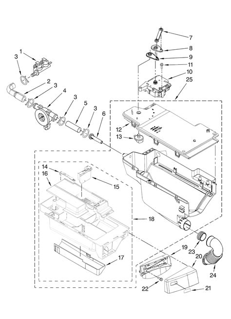 ge refrigerator wiring schematic diy wiring diagram