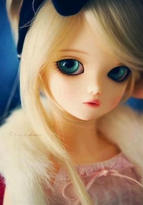 themes of cute dolls cute doll for facebook profile picture for girls