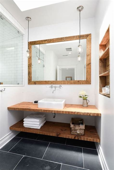 Bathroom Vanity With Shelf 36 Floating Vanities For Stylish Modern Bathrooms Digsdigs