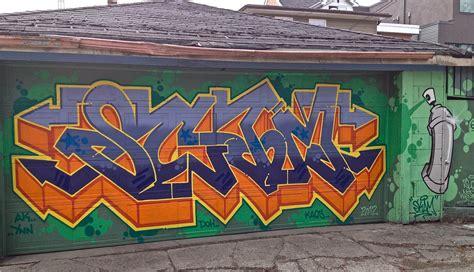 popular graffiti garage doors graffiti and murals
