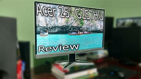best 2k monitor acer g257hu best budget 2k monitor youtube