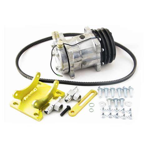 case air conditioner compressor conversion kit