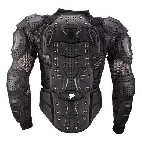 fox motocross body fox titan sport jacket upper body armor armors upper