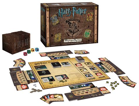 harry potter printable board games harry potter hogwarts battle a cooperative deck building