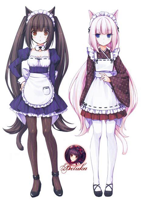 7 Anime Completo by Resultado De Imagen Para Sayori Neko Works