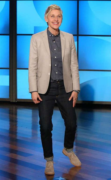 Degeneres Wardrobe Stylist by Degeneres Humorously Responds To Pastor Who Accused Of Promoting The Agenda In