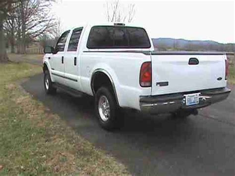 f250 short bed purchase used 2000 ford f250 lariat 4x4 short bed crew cab