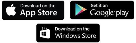 Play Store And App Store Icons Voor Cms Gestuurde Websites Tot Phone Apps