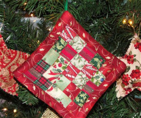 patterns for fabric christmas tree decorations quilted christmas ornament patterns catalog of patterns