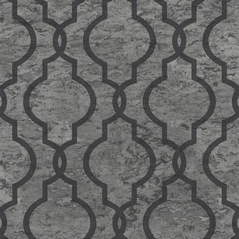 grey wallpaper cork uk20920 pear tree cork effect trellis dark grey wallpaper