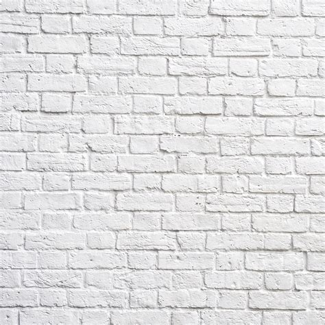 White Brick Wall Wallpaper Wall Decor | white brick wall wallpaper wall decor
