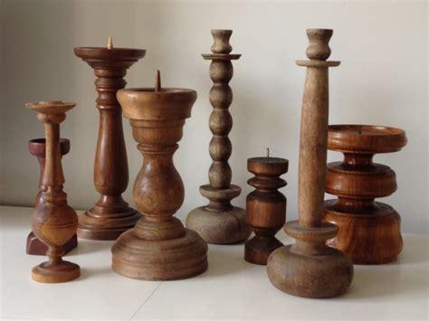 Unique Kitchen Tools wooden candlesticks scrollsawing pinterest beautiful