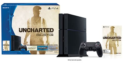 Ps4 Uncharted 4 Limited Tanpa ps4 systems ps4 bundles playstation 4 systems and bundles
