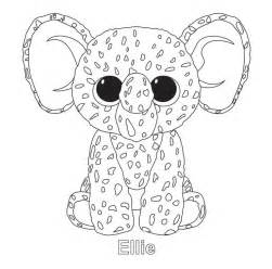 ellie elephant ty beanie boo ty beanie boos jays elephants ty