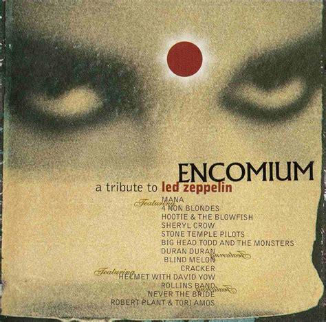tribute to a cd encomium a tribute to led zeppelin r 18 00 em mercado livre