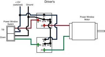 power window relays 4 post vs 5 post rx7club mazda rx7 forum
