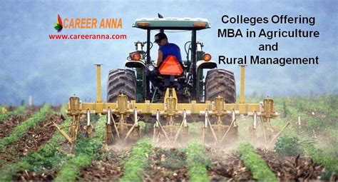 Mba Agribusiness Management by Top Mba Colleges In India For Agriculture And Rural Management
