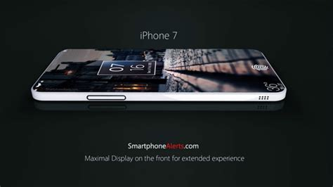 Hp Iphone 7 Concept iphone 7 concept designs the week uk
