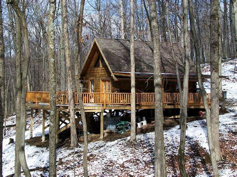 Tiny House Rental Colorado by Shawnee Log Cabins Gwynn
