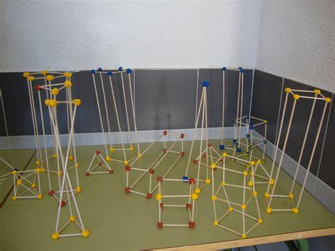 figuras geometricas hechas con palillos el duende de los n 250 meros poliedros de palillos y plastilina