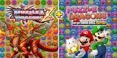 Nintendo 3ds Puzzle Dragons Z Mario Bros Edition puzzle dragons z puzzle dragons mario bros edition nintendo 3ds nintendo