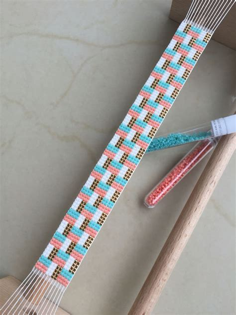 beading on a loom 25 best ideas about loom beading on bead loom