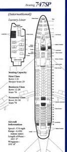 American Airlines Floor Plan Vintage Airline Seat Map American Airlines Boeing 747sp