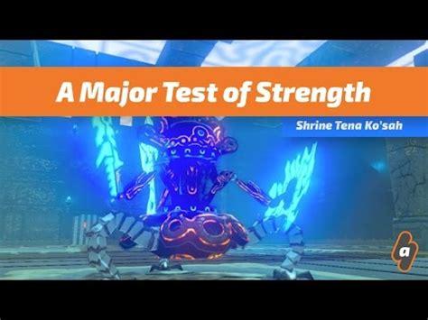 matratze öko test a major test of stregth shrine tena ko sah the legen