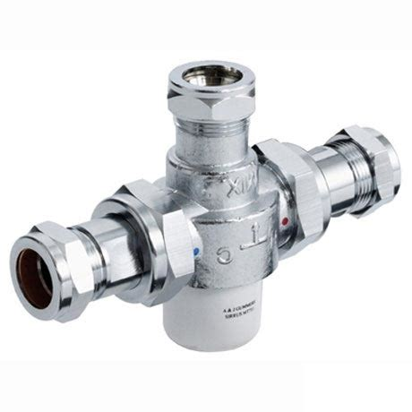 Mixing Valve Plumbing by Bristan Gummers 22mm Thermostatic Mixing Valve Available