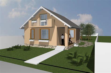 Bungalow Style House Plans by Case Mai Mici De 100 Mp Proiecte Case Casute De Lemn